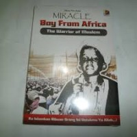 Image of Miracle Boy From Africa: The Warrior of Moslem